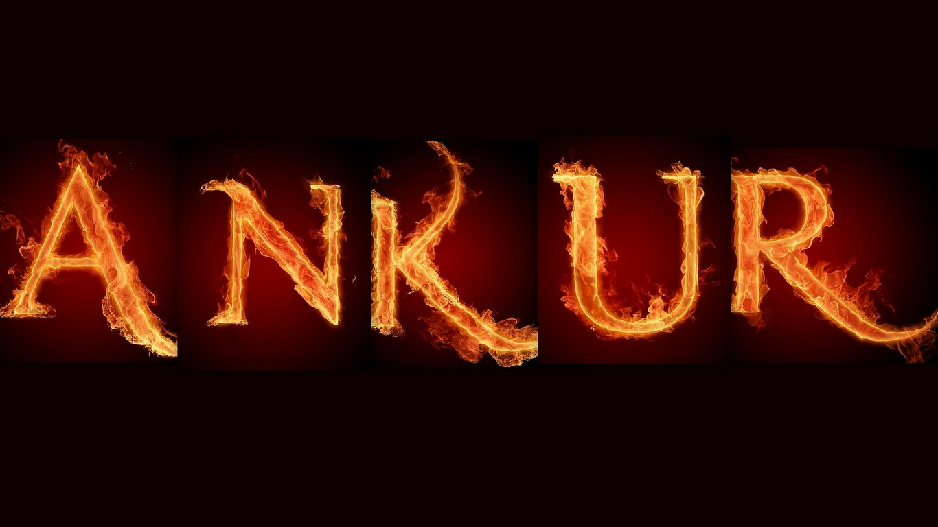 Ankur Name Wallpaper